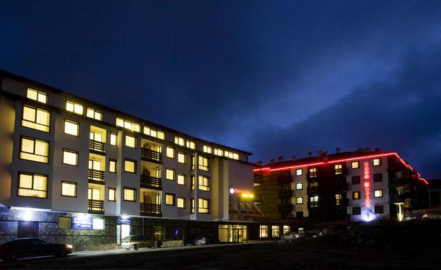 Апарт-отель Каза Карина